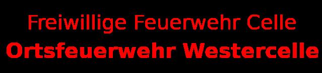 Freiwillige Feuerwehr Celle  - Ortsfeuerwehr Westercelle