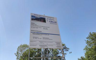 Neubau Feuerwehrhaus Westercelle